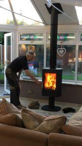 conservatory stove